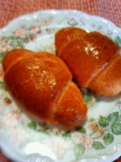 7年ぶりの手作りパン